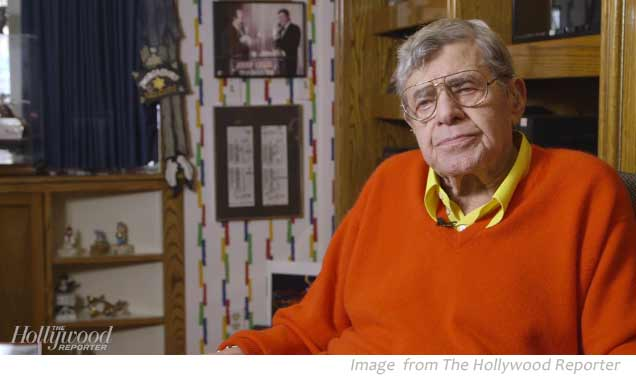 Awkward Jerry Lewis Interview